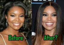 Gabrielle Union Plastic Surgery Nose