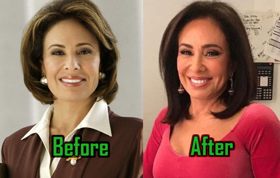 Judge jeanine pirro breasts for that