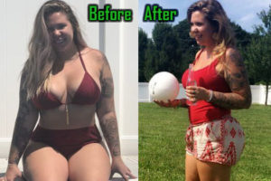 Kailyn Lowry Butt Lift Photo