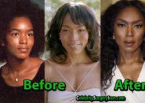 Angela Bassett Plastic Surgery Images