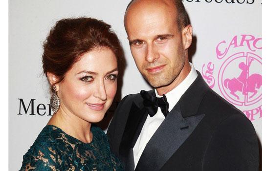 Sasha Alexander husband, Edoardo Ponti