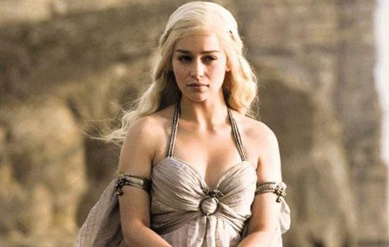 Emilia Clarke Beautiful, Daenerys Targaryen